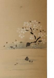 狩野養川院雪月花